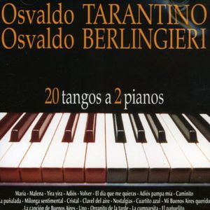 20 Tangos a 2 Pianos [Import]