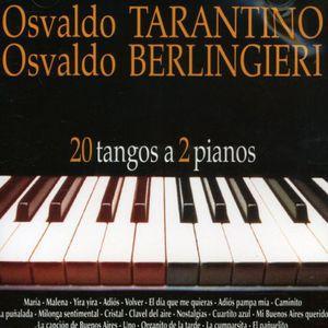 20 Tangos a 2 Pianos [Import]