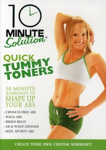 10 Minute Solution: Quick Tummy Toners