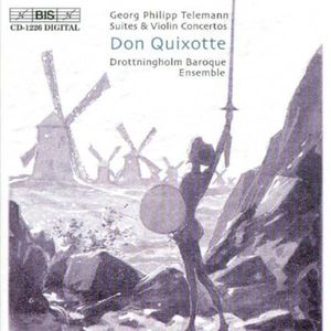 Don Quixote /  Suites