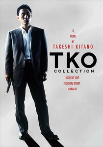 Tko Collection - 3 Films By Takeshi Kitano