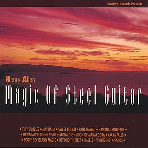 Magic of Steel Guitar