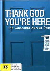 Thank God You're Here-Series 1 [Import]