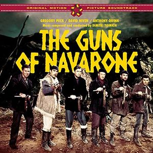 The Guns of Navarone + 7 Bonus Tracks (Original Soundtrack) [Import]