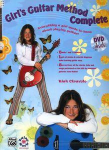 Girls Guitar Method Complete