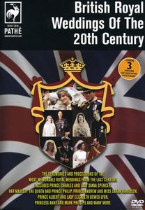 British Royal Weddings of the 20th Century