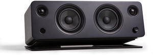 Kanto SYDMOB Bluetooth Powered Speaker with Phono Preamp and Stand Matte Off Black