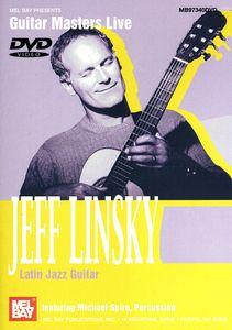 Jeff Linsky: Latin Jazz Guitar