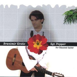 SGT Pepper for Classical Guitar