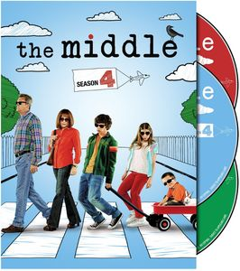 The Middle: The Complete Fourth Season