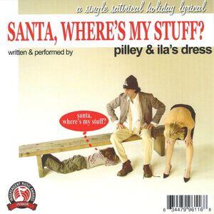 Santa Where's My Stuff