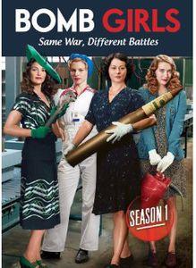 BOMB GIRLS: Same War, Different Battles - Season 1