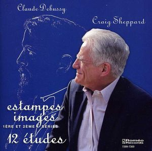 Estampes Images Book I & II & the 12 Etudes