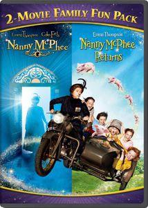 Nanny McPhee 2-Movie Family Fun Pack