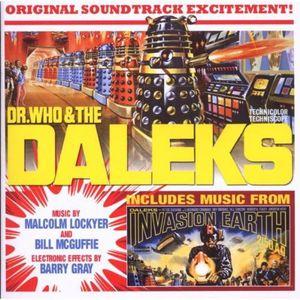 Dr. Who & the Daleks [Import]