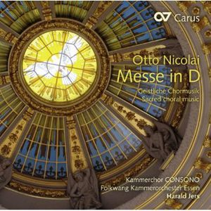 Messe in D. Sacred Choral Music