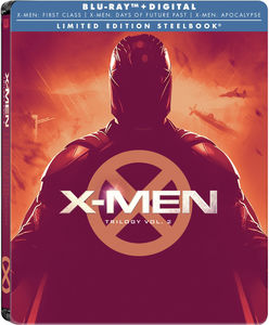 X-men Trilogy: Volume 2