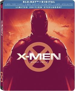 X-men Trilogy: Volume 2