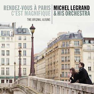 Rendez-Vouz A Paris /  C'Est Magnifique [Import]