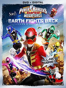 Power Rangers Super Megaforce: Volume 1 Earth Fights
