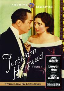 Forbidden Hollywood Collection: Volume 4