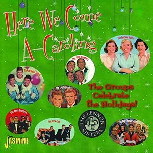 Here We Come A-Caroling:Groups Celebrate Holiday [Import]