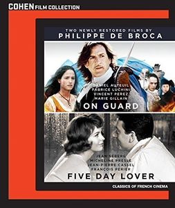 On Guard /  Five Day Lover