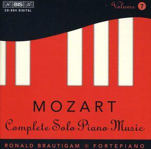 Complete Solo Piano Music 7
