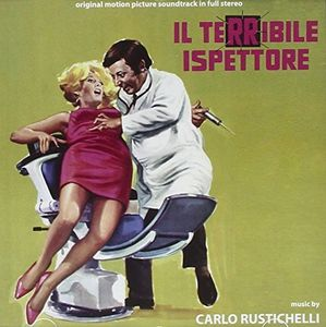 Il Terribile Ispettore (Original Soundtrack) [Import]