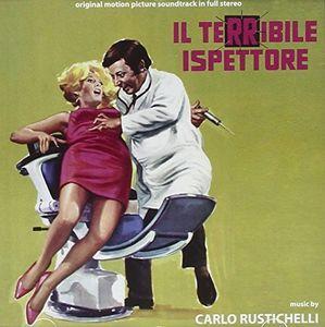 Il Terribile Ispettore (Original Soundtrack) [Import]