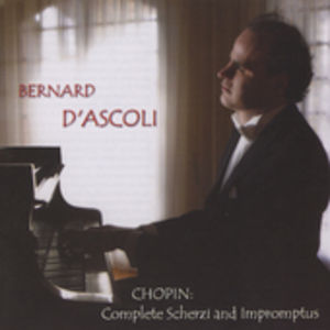 Bernard D'ascoli Plays Chopin