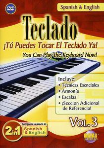 Teclado 3: 2 in 1 Bilingual