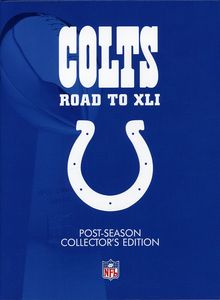 NFL Indianapolis Colts Road to Xli
