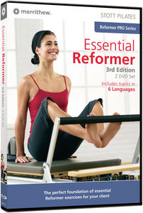 Stott Pilates: Essential Reformer 3rd Edition