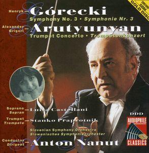 Gorecki: Sym No 3