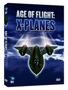 The Age of Flight: X-Planes