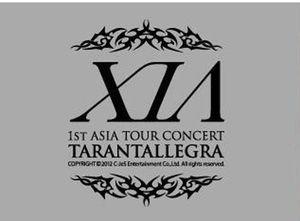 1st Asia Tour Concert [Import]