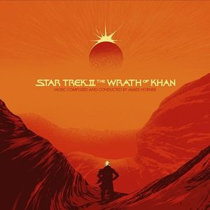 Star Trek II: The Wrath Of Khan (Original Soundtrack) [Import]