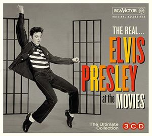 Real...Elvis Presley At The Movies [Import]