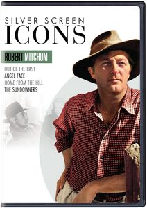 Silver Screen Icons: Robert Mitchum