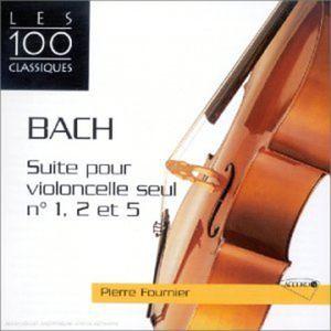 Bach J S: Clo Suites Nos 1/  2 & 5