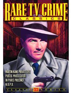 Rare TV Crime Classics
