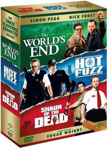 Three Flavours Cornetto Trilogy [Import]