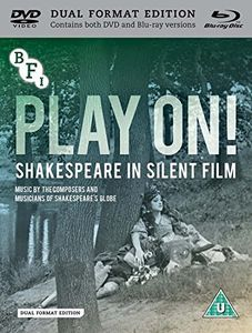 Play On! Shakespeare In Silent Film (Region Free) [Import]