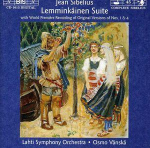 Lemminkainen Ste Op.22: 4 Legends from Kalevala