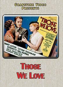 Those We Love (1932)