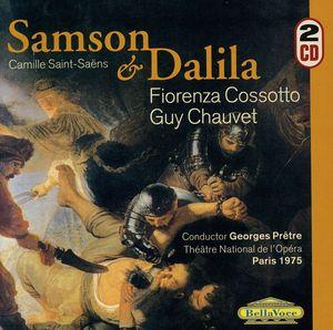 Saint-Saens: Manon Lescaut