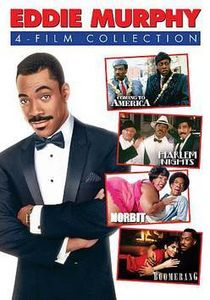 Eddie Murphy 4-Film Collection