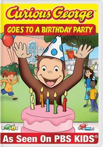 Curious George: Goes to a Birthday Party!