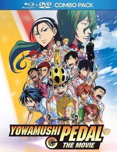 Yowamushi Pedal: Movie Pack